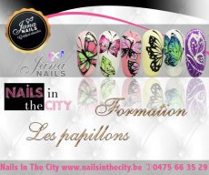 Acompte formation les papillons
