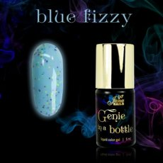 GENIE IN A BOTTLE BLUE FIZZI