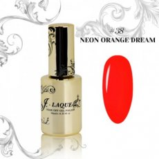 J-Laque 38 Neon Orange Dream 10ml